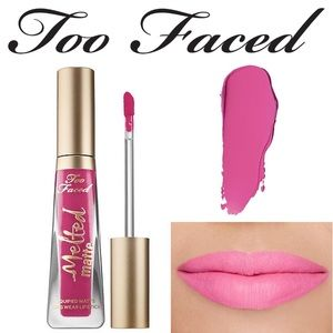 Too faced melted matte long wear lipstick ( 1998 )